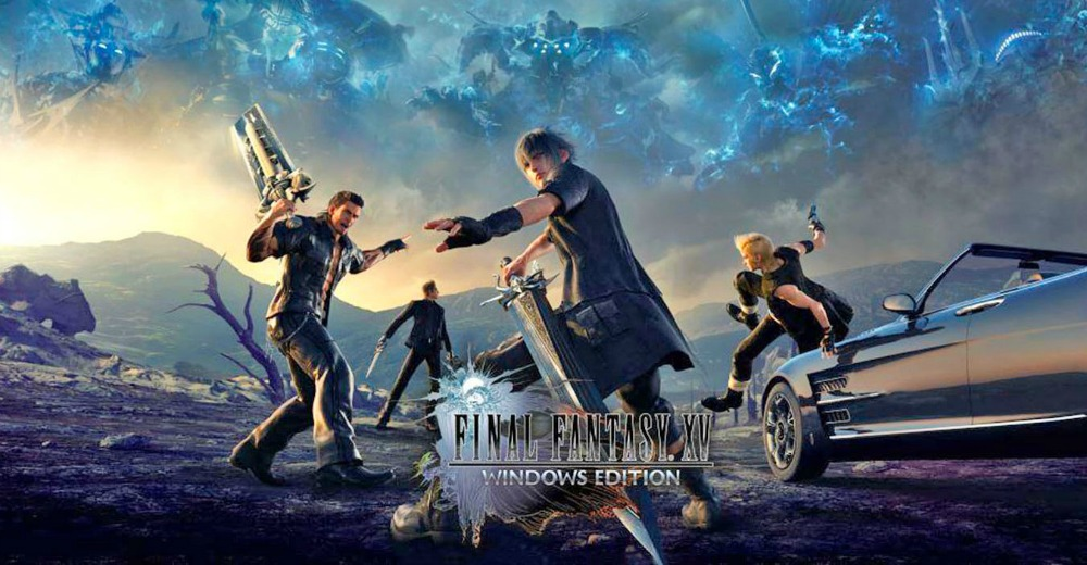 best weapons FFXV