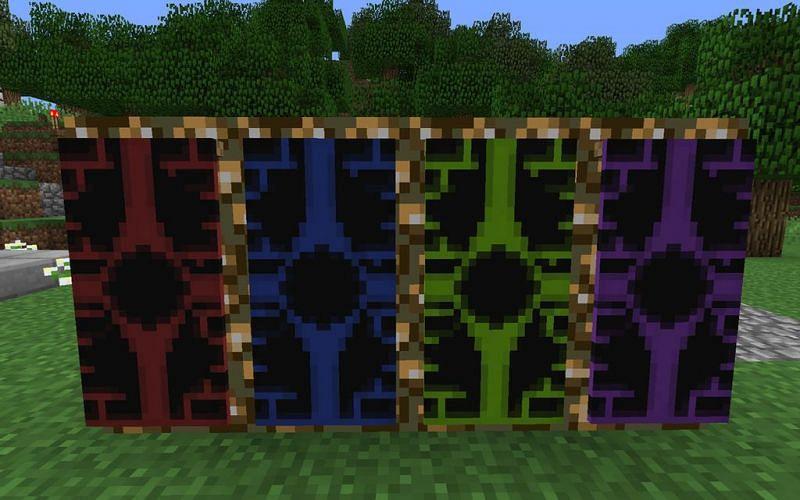 Banner In Minecraft