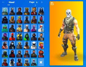 Free Skins In Fortnite