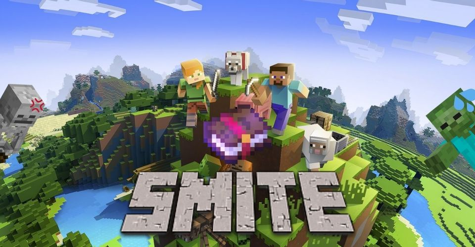 minecraft-smite-enchantment