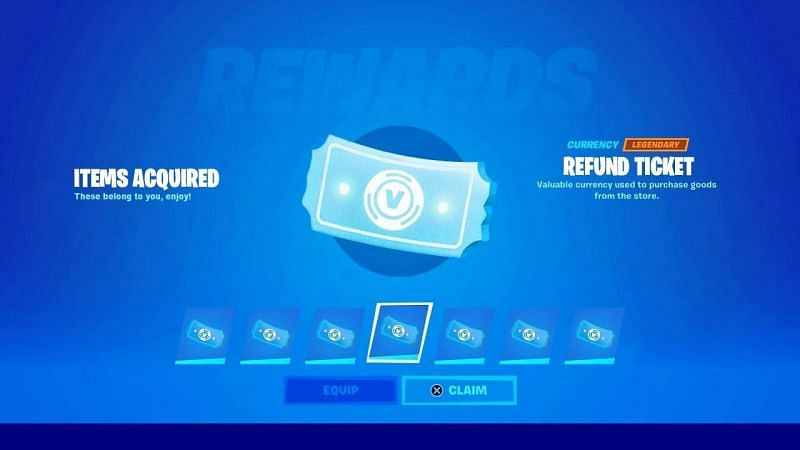 HOW TO GET MORE REFUNDS IN FORTNITE
