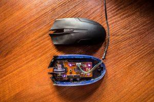Mouse repair